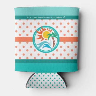 Porta-lata Sun & surf