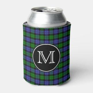 Porta-lata Tartan escocês