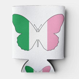 Porta-lata Terra Nova Buttlerfly Tricolour