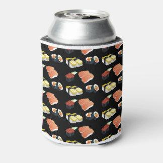 Porta-lata Teste padrão do sushi