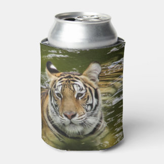 Porta-lata Tigre na água
