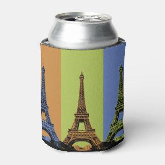 Porta-lata Torre Eiffel no Triptych de Paris