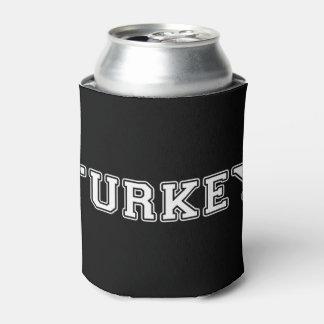 Porta-lata Turquia