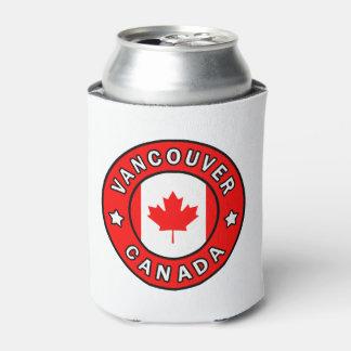 Porta-lata Vancôver Canadá