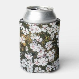Porta-lata Wildflower branco ocidental