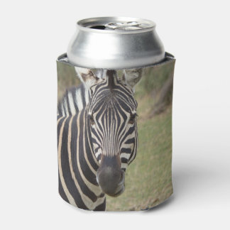Porta-lata zebra