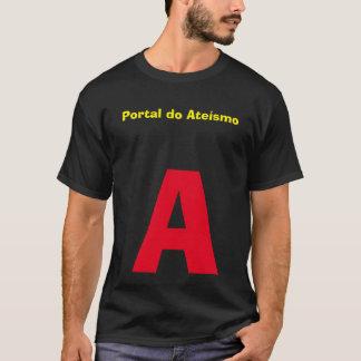 Portal do Ateísmo Camiseta