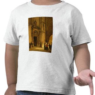 Portal lateral da catedral de Como, 1850 Tshirts