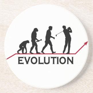 Portas copos da evolução do golfe porta copo