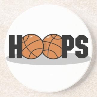 Portas copos do basquetebol das aros porta copos