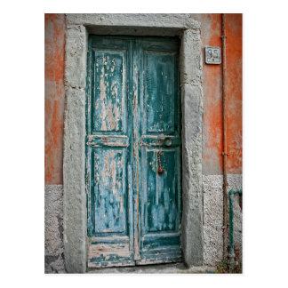 Portas de Italia - o Cinque Terre - cartão