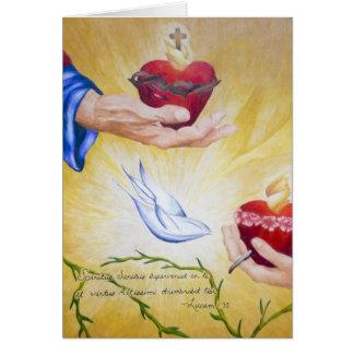 Porte postal de dois 1:35 dos corações & do Luke