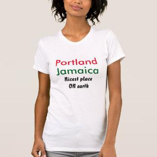 Portland Jamaica Camiseta