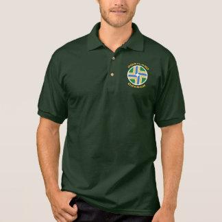 Portland, Oregon Camisa Polo