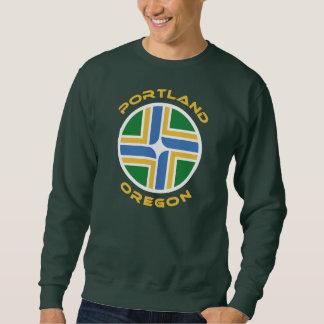 Portland, Oregon Moletom