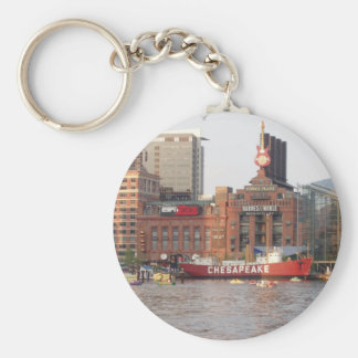 Porto de Baltimore Chaveiro