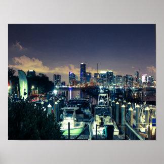 Porto de Miami Poster