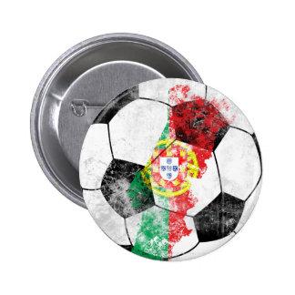 Portugal afligiu o futebol botons
