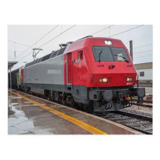 Portugal: Interurbano com locomotiva elétrica 5618 Cartões Postais