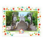 Portugal nas fotos - Bom Jesus, Braga Cartão Postal
