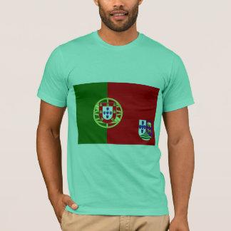 Português África ocidental, Angola Camiseta