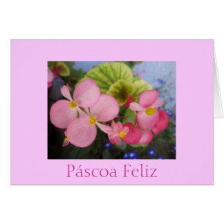 Português: Páscoa Cartão Comemorativo