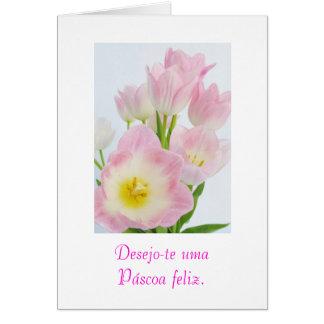 Português: Páscoa/páscoa Cartão Comemorativo