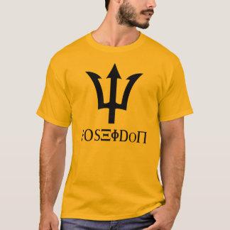 Poseidon Camiseta