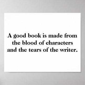 Poster #1 das citações da escrita