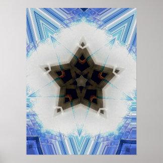 Pôster #1 Pentagrammatic