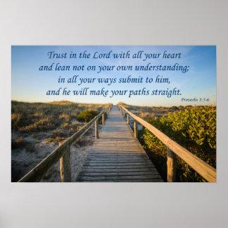 Poster 3:5 dos provérbio - 6