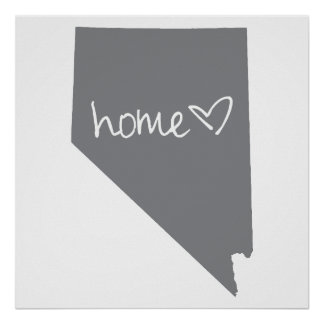 Poster <3 Home Nevada
