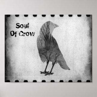 Poster A alma do corvo