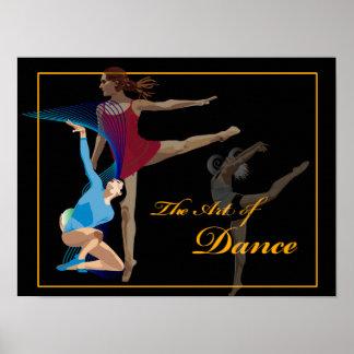 Poster A arte da dança