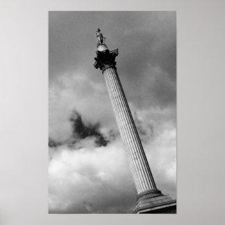 Poster A coluna de Nelson