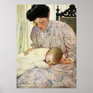 Pôster A criança por Jessie Willcox Smith
