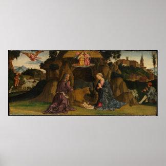 Poster A natividade, 1480s