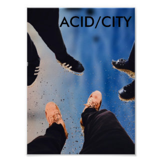 Poster ACID/CITY (poster) (JES)