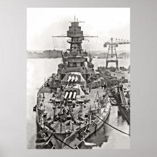 Poster Arizona de USS
