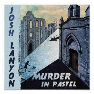 Pôster Assassinato no Pastel