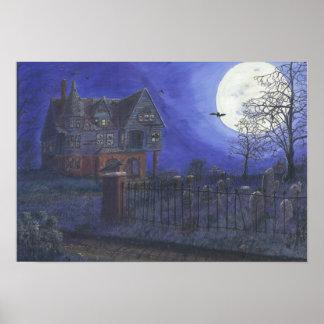 Poster assombrado da casa