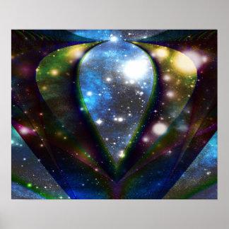 Poster astral da jóia