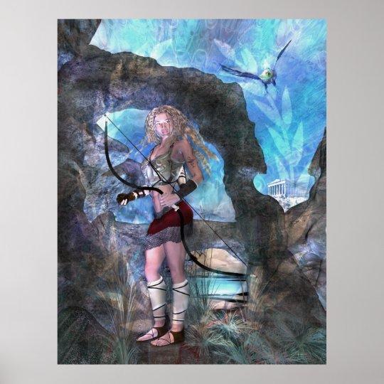 Poster Athena