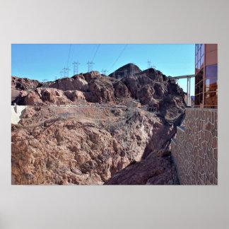 Pôster Barragem Hoover