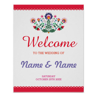 Poster bem-vindo da festa que Wedding o poster