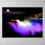 Poster bonito de Niagara Falls