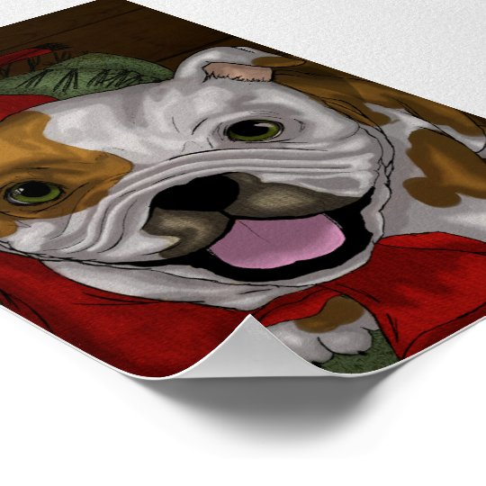Pôster Bulldog