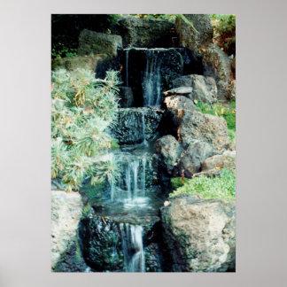 Pôster Cachoeira