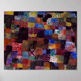 Poster Caminho profundo: Paul Klee 1915