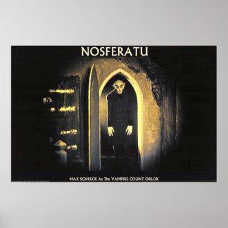 Pôster Cartaz cinematográfico de Nosferatu